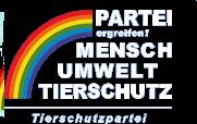 Logo Partei Mensch Umwelt Tierschutz - Tierschutzpartei