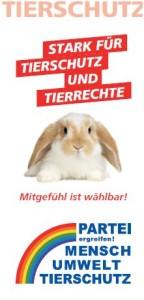 Faltblatt Tierschutz/Tierrechte