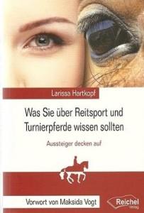 """Larissa Hartkopf: """"Was sie über Reitpferde und Turniersport wissen sollten"""""""