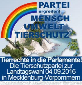 Landtagswahl Mecklenburg-Vorpomern 2016