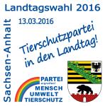 Landtagswahl 2016 Sachsen-Anhalt