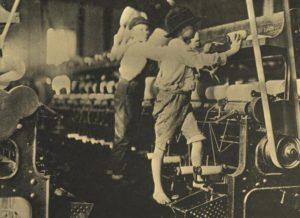 Kinderarbeit Textilproduktion
