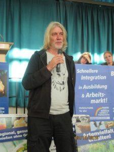 Helmut Wollf, neuer Beisitzer