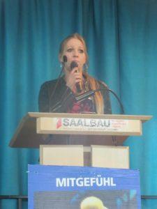 Sandra Lück, neue 3. Bundesvorsitzende