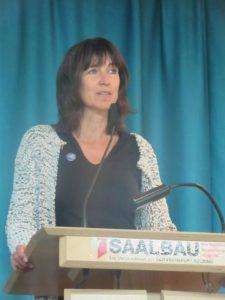 Sonia-Ellen Hösl, neue Schriftführerin