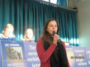 Patricia Kopietz, neue Beisitzerin