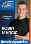 Wahlplakat Bundestagswahl Robin Margic