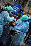 Tierversuche Tübingen - Nachgestellter Tierversuch