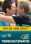 Wahlplakat Europawahl LSBTTIQ