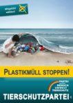 Wahlplakat Europawahl Plastik