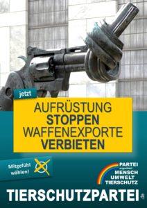 Rüstungsexporte verbieten!