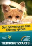 Wahlplakat Europawahl Stimmlose Fuchs