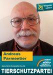 Wahlplakat Gemeinderatswahl Mannheim Andreas Parmentier