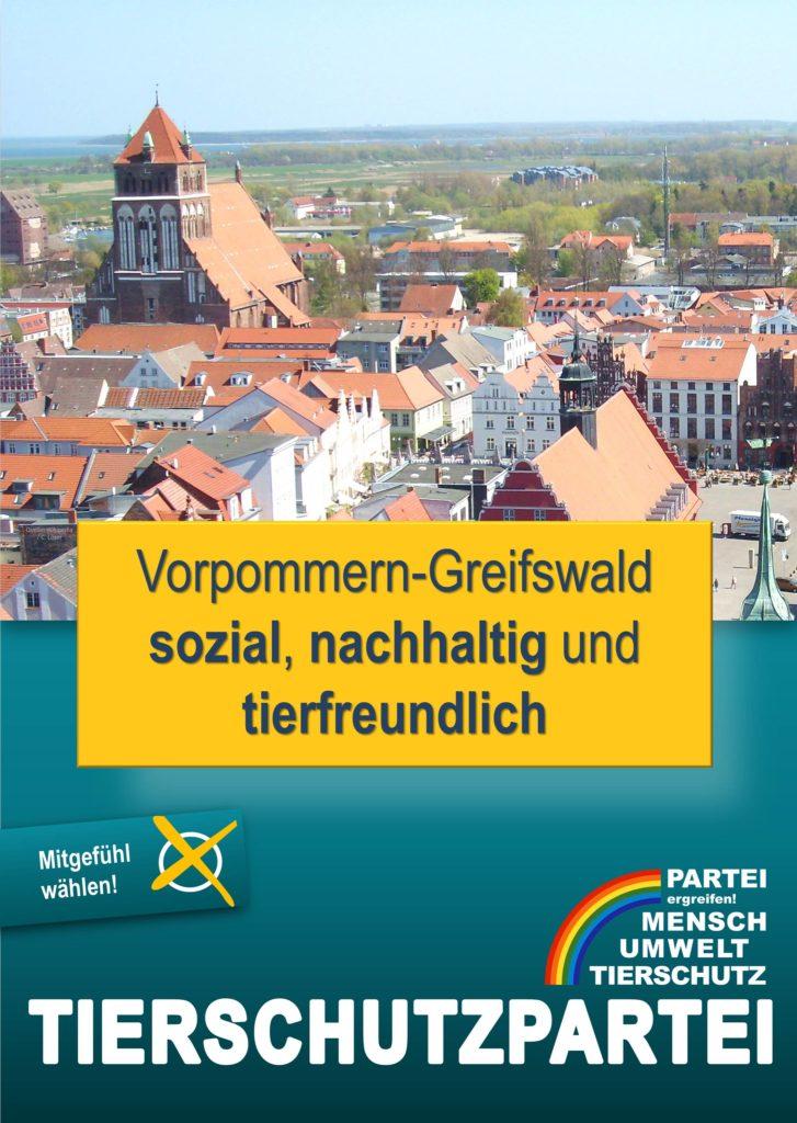 Bürgerschaftswahl Greifswald 2021