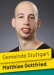 Gemeinderatswahl Stuttgart Matthias Gottfried