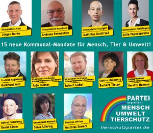 Neue kommunale Mandatsträger*innen