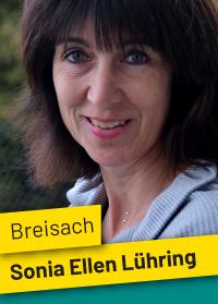 Gemeinderat Breisach Sonia Ellen Lühring