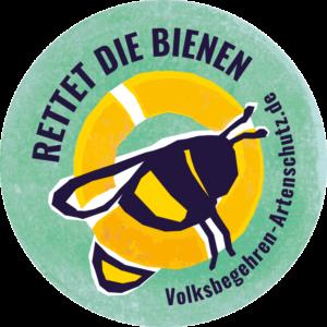 Volksbegehren Artenschutz Biene