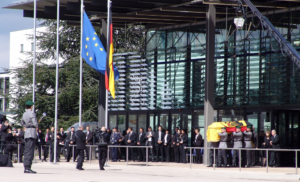 Bundeswehr-EU-Sicherheitspolitik