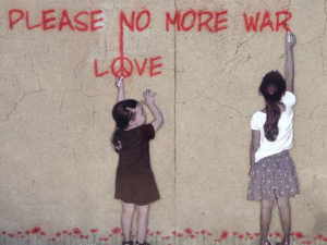 Sicherheitspolitik für Frieden statt Krieg