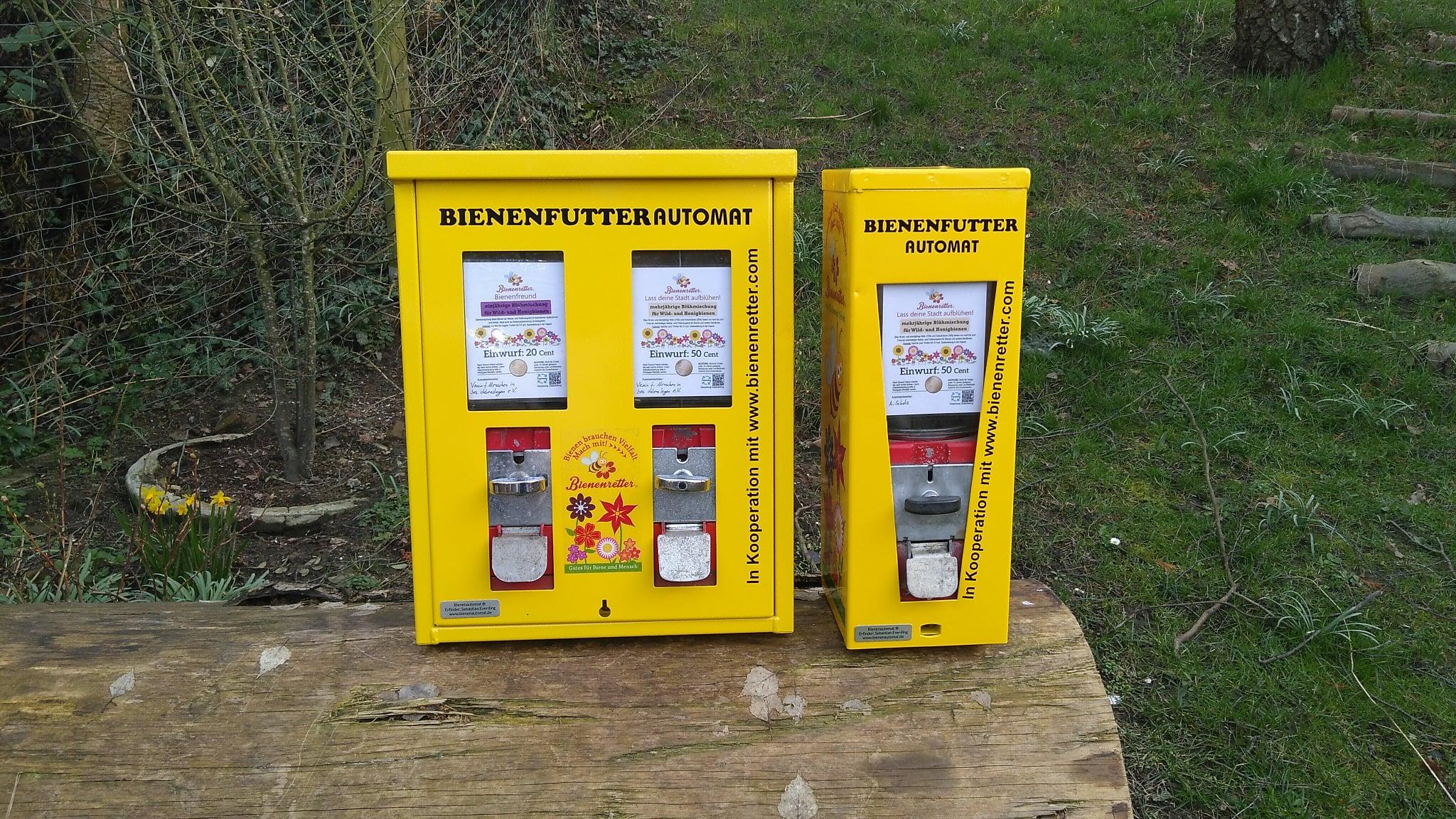 Bienenfutterautomat