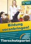 Wahlprogramm 2021: Bildung voranbringen