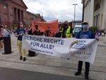 CSD Karlsruhe Banner