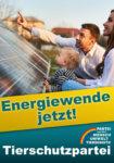 Wahlprogramm zur Bundestagswahl: Energiewende