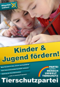 Bundestagswahlprogramm 2021: Kinder und Jugend fördern