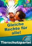 Wahlprogramm 2021: LSBTTIQ/LGBT - Gleiche Rechte für alle