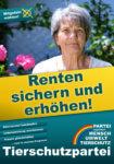 Rentenpoltik: 2021 Renten sichern und erhöhen