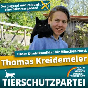 Thomas Kreidemeier Bundestagskandidat 2021
