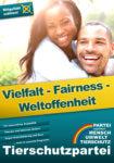 Das Bundestagswahlprogramm für Vielfalt, Toleranz, Fairness und Weltoffenheit