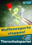 Bundestagswahlprogramm 2021: Waffenexporte stoppen