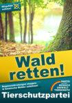 Bundestagswahlprogramm: Wald retten